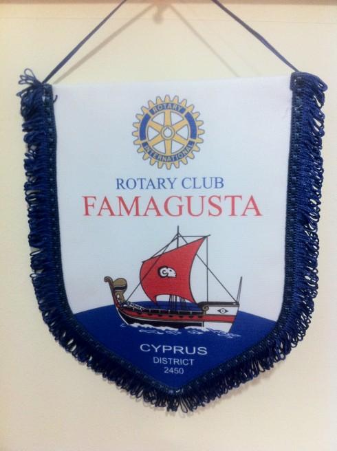 Rotary Famagusta Banner