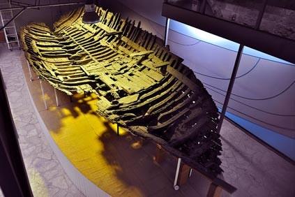 Το αρχαίο πλοίο της Κερύνειας
