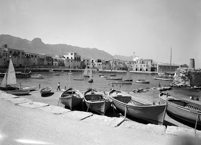The Kyrenia harbour