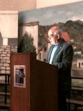 Ο Πρόεδρος του Ροταριανού Ομίλου Κερύνειας 2014-15 Χρίστος Ιωάννου. The President 2014-15 of the Rotary Club of Kyrenia Christos Ioannou.