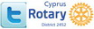 Follow Cyprus Rotary on Twitter